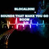 Dj Blocaldini - Sounds that make you go boom