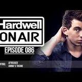 Hardwell - On Air 086 - 19.10.2012