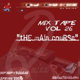 DJ Quixx Mix Tape Vol 26 (2006 Hip Hop & Reggae Mix)