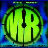 Don_DIGITAL - Live_set  @ Midnight Resurrection, Slovenia - 29.09.12
