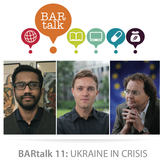 Kamil from Terry Project at UBC talks about their BarTalk on Ukraine