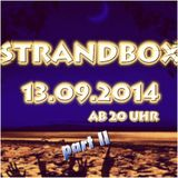 Live @ Strandbox - 13|09|14 (part II)