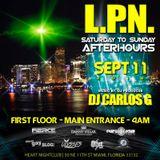 L.P.N - Sunday Mornings @ Heart Nightclub (09-11-16)
