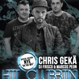 """HIT CLUBBIN´""""In the mix"""" 29.12.18 RADIO SHOW 716 by Chis Geka,Dj Frisco & Marcos Peon"""