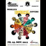 DJ Q-Fu and Miss Brownsugar presents the World's funkiest covers [2011] Pt.1