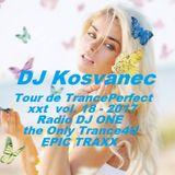 DJ Kosvanec - Tour de TrancePerfect xxt vol.18-2017 (Uplifting Mix)