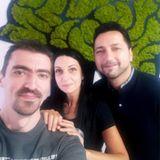 Cu mainile CURATE  - Sorin Badea, Oana Plesa si Horia Mocanu -  2 august 2018