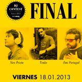 Nicolas Prieto @ Minimoog's Final Dj Contest (Set 1 + Set 2)