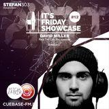 Its Friday Showcase #012 - David Miller