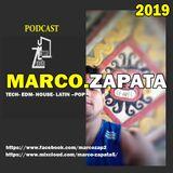 MarcoZapta - pink night Tech House Podcast 2019 Mix Vol 05