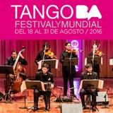 TangoBA - Apertura: Nestor Fabián, Hugo Marcel, Carlos Paiva y Chico Novarro con Fabián Bertero