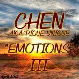 Chen aka Pique Unique - Emotions 3