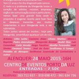 Entrevista Rui Faria - Centro Eventos de Porto da Luz - Gala Solidária 24 Maio