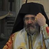 Κήρυγμα Επισκόπου Αβύδου για τον Άγιο Νικόλαο Πλανά