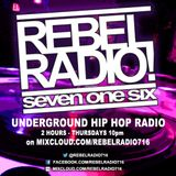 2016-12 Rebel Radio 716 show 106 DJ Rukkus Mix replay - Rae Smmmurrrrrrrd