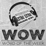 Word Of The Week - Martedì 9 Ottobre 2018