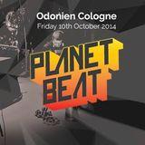 Digit & Tekkari @ Planet Beat - Odonien CGN - 2014-10-10