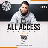 The Party Rockas All Access 016 - DJ Marty Rock