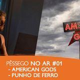 Pêssego NO AR #01
