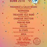 """Falkonection en el Aire #23 - One World Festival Bonn 2018 - """"Unite as a human race!"""" COLETTE KÖNIG"""