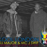 Dj Major n Mc J swif partner in crime KOOL LONDON