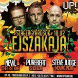 Steve Judge, Purebeat - Slágergyárosok Éjszakája @ Up! The Club 2015.10.02