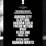 Gorgon City - Live @ Printworks (In Association with Relentless) - 11-NOV-2017
