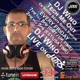 Tech Me Out #003 Live on hbrs - DJ Wino