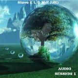 Steve E L  &  Mdf UK . Audio Session 1