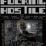 Dappasetz Archive: F**king Hostile - Studio Mix June 2009