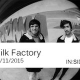Milk Factory IN:SIDE session warm up