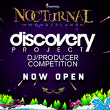 Azlan - Discovery Project: Nocturnal Wonderland 2016
