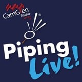 CamGlen Radio at Piping Live! 2018