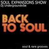 SOUL EXPANSIONS SHOW - soul & rare grooves