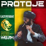 #LazeReggae Chats with Protoje 2017
