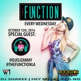 The Function (Episode 41) with guest DJ Eliza May