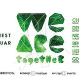 07.02.2014 Deniz Bilgic @ we are together - mastered by Rosa Marsch