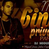 ★[ GINZA PARTY PRIVATE - MIX  -★- DJMIGUEL WARTHON ★ 2015