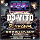 DJ VITO LIVE @FUTUREBEATSRADIO.COM 08.09 2018(2nd Anniversary Mix)