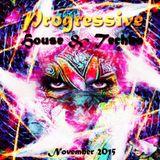 Progressive House & Techno , November 2015