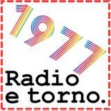Radio e torno #3 - 20 marzo 1977