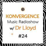 Podcast #24 w/ Dr Lloyd