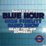 BLUE HOUR #6 Pt.1 - High Fidelity Radio Show, 19.09.2011