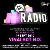 ONELOVE RADIO 19 SEPTEMBER - VINAI HOT MIX