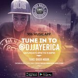 DJ JAY ERICA TAKEOVER HOUR MIXSHOW 906 MUSIC RADIO EP. 13(Diana Ross, 90s throwback hip hop & more)