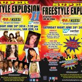 SUPER FREESTYLE EXPLOSION II MIX