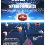 Derrick May & John Kelly @ Obsession 3rd Dimension 31/10/92