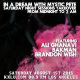 Live mix on KXLU 88.9 FM Los Angeles - August 2015