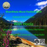 Hooping with Hoola - Shambhala 2018 Featured Artist Interview