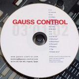 Gauss Control (live act) 03-01-2002